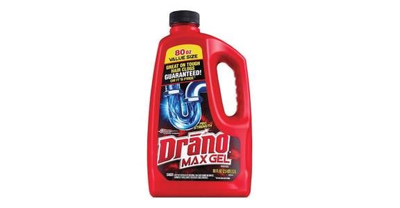 Drano Plus Liquid Professional Strength (80 oz) from CVS - SW Wanamaker Rd in Topeka, KS
