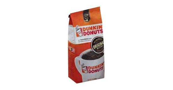 Dunkin Donuts Ground Coffee Original Blend Medium Roast (12 oz) from CVS - SW Wanamaker Rd in Topeka, KS