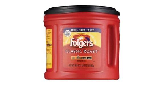 Folgers Ground Coffee Classic Roast (30.5 oz) from CVS - SW Wanamaker Rd in Topeka, KS