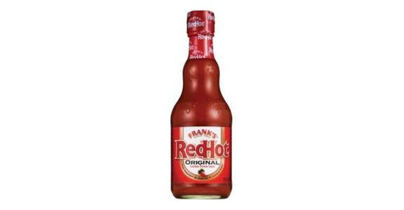 Frank's RedHot Original Cayenne Pepper Sauce (12 oz) from CVS - SW Wanamaker Rd in Topeka, KS