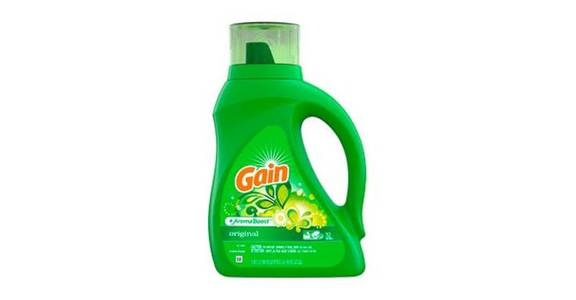 Gain Aroma Boost Liquid Laundry Detergent Original (50 oz) from CVS - SW Wanamaker Rd in Topeka, KS