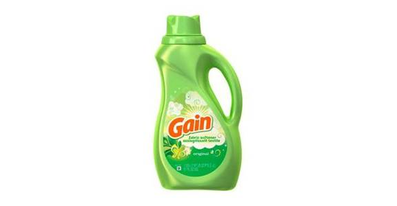 Gain Liquid Fabric Softener Original (51 oz) from CVS - SW Wanamaker Rd in Topeka, KS
