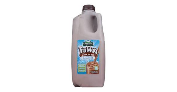 Garelick Farms Trumoo 1% Lowfat Milk Chocolate (Half Gallon) (64 oz) from CVS - SW Wanamaker Rd in Topeka, KS