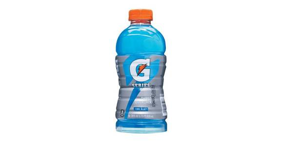 Gatorade Cool Blue (28 oz) from CVS - SW Wanamaker Rd in Topeka, KS