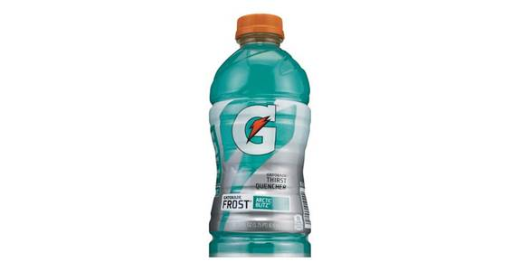 Gatorade Frost Artic Blitz (28 oz) from CVS - SW Wanamaker Rd in Topeka, KS