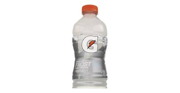 Gatorade Frost Thirst Quencher Glacier Cherry (28 oz) from CVS - SW Wanamaker Rd in Topeka, KS