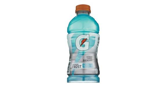 Gatorade Glacier Freeze (28 oz) from CVS - SW Wanamaker Rd in Topeka, KS