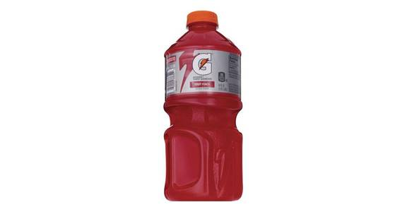 Gatorade Sports Drink Fruit Punch (2 qt) from CVS - SW Wanamaker Rd in Topeka, KS