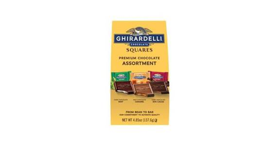 Ghirardelli Chocolate Squares Premium Assorted (4.85 oz) from CVS - SW Wanamaker Rd in Topeka, KS
