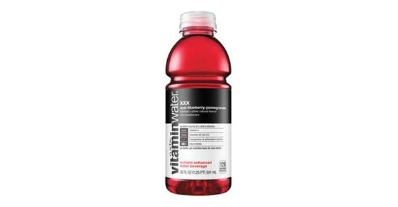 Glaceau vitaminwater Acai Blueberry Pomegranate Bottle (20 oz) from CVS - SW Wanamaker Rd in Topeka, KS