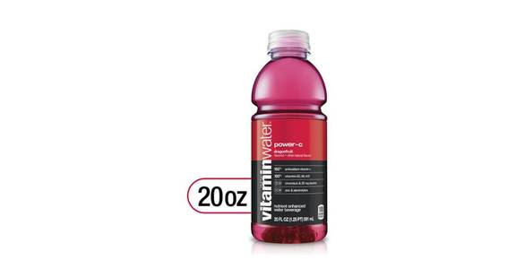 Glaceau vitaminwater Power-C Dragonfruit (20 oz) from CVS - SW Wanamaker Rd in Topeka, KS