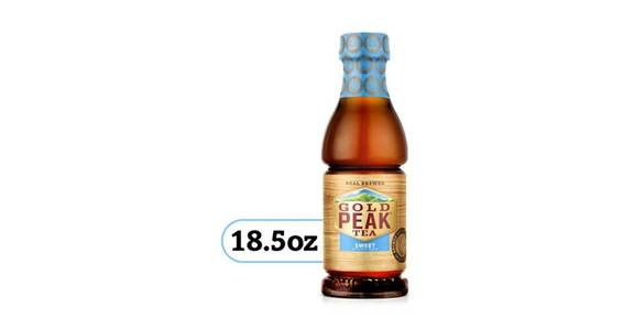Gold Peak Sweetened Iced Tea Bottle (18.5 oz) from CVS - SW Wanamaker Rd in Topeka, KS