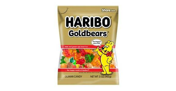 Haribo Gold Bears Gummi Candy (5 oz) from CVS - SW Wanamaker Rd in Topeka, KS