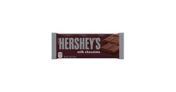 Hershey's Milk Chocolate Candy Bar (1.55 oz) from CVS - SW Wanamaker Rd in Topeka, KS