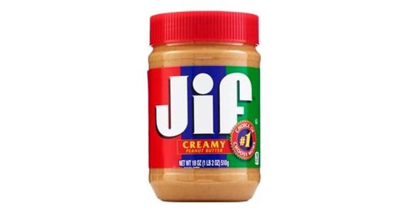 Jif Creamy Peanut Butter (16 oz) from CVS - SW Wanamaker Rd in Topeka, KS