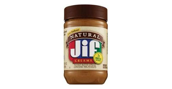 Jif Natural Creamy Peanut Butter (16 oz) from CVS - SW Wanamaker Rd in Topeka, KS