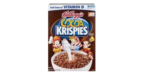 Kellogg's Cocoa Krispies Cereal (11 oz) from CVS - SW Wanamaker Rd in Topeka, KS