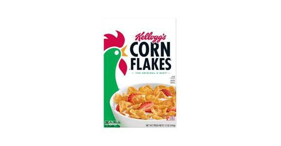 Kellogg's Corn Flakes Cereal (12 oz) from CVS - SW Wanamaker Rd in Topeka, KS