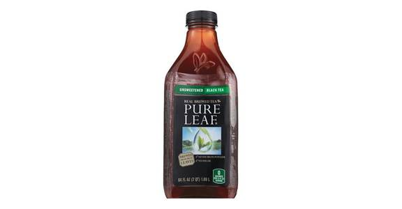Lipton Pure Leaf Tea Unsweetened (1/2 gal) from CVS - SW Wanamaker Rd in Topeka, KS