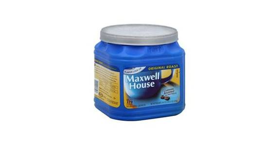 Maxwell House Original Roast Medium Ground Coffee (30.6 oz) from CVS - SW Wanamaker Rd in Topeka, KS