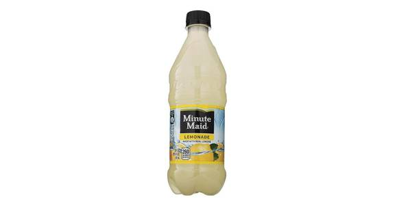 Minute Maid Lemonade (Single Bottle) (20 oz) from CVS - SW Wanamaker Rd in Topeka, KS