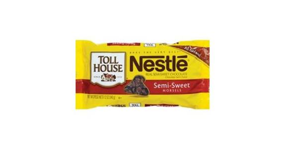 Nestle Toll House Real Semi-Sweet Morsels Chocolate (12 oz) from CVS - SW Wanamaker Rd in Topeka, KS