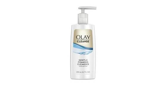 Olay Cleanse Gentle Foaming Face Cleanser (6.7 oz) from CVS - SW Wanamaker Rd in Topeka, KS