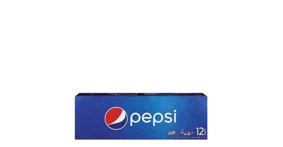 Pepsi Can 12 Pack (12 oz) from CVS - SW Wanamaker Rd in Topeka, KS
