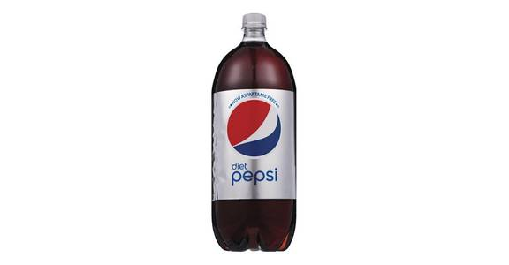 Pepsi Diet Cola 2Lt (67.6 oz) from CVS - SW Wanamaker Rd in Topeka, KS