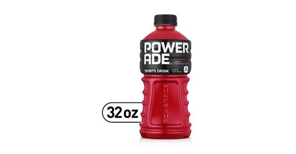 Powerade Sports Drink Fruit Punch (32 oz) from CVS - SW Wanamaker Rd in Topeka, KS