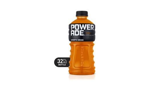 Powerade Sports Drink Orange (32 oz) from CVS - SW Wanamaker Rd in Topeka, KS