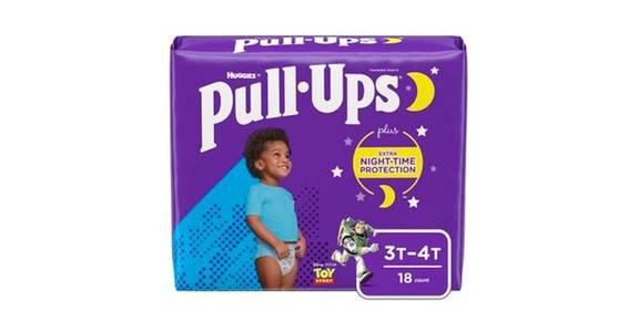 Pull-Ups Learning Designs Boys' Training Pants 3T-4T (20 ct) from CVS - SW Wanamaker Rd in Topeka, KS