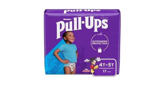 Pull-Ups Learning Designs Boys' Training Pants 4T-5T (17 ct) from CVS - SW Wanamaker Rd in Topeka, KS