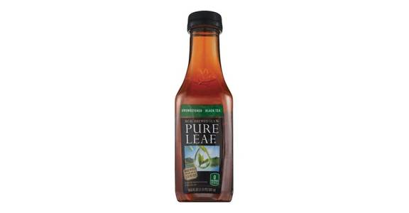 Pure Leaf Unsweetened (18.5 oz) from CVS - SW Wanamaker Rd in Topeka, KS
