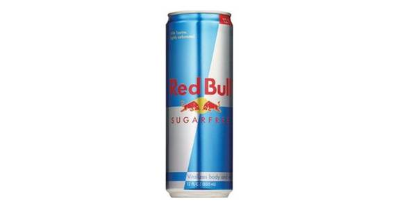 Red Bull Sugar-Free Energy Drink (12 oz) from CVS - SW Wanamaker Rd in Topeka, KS