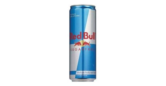 Red Bull Sugar-Free Energy Drink (16 oz) from CVS - SW Wanamaker Rd in Topeka, KS