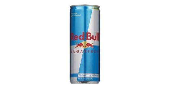 Red Bull Sugar-Free Energy Drink (8.4 oz) from CVS - SW Wanamaker Rd in Topeka, KS