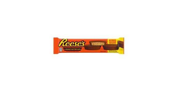 Reese's Peanut Butter Cups King Size (2.8 oz) from CVS - SW Wanamaker Rd in Topeka, KS
