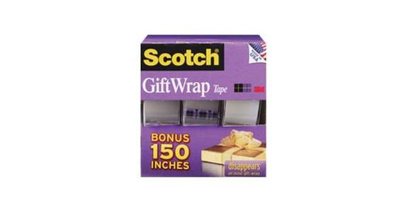 Scotch Gift Wrap Tape (1 ct) from CVS - SW Wanamaker Rd in Topeka, KS