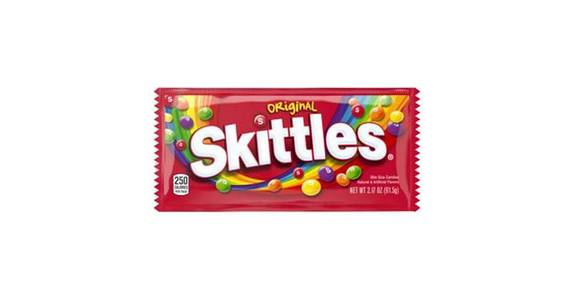 Skittles Original Candy Single Pack (2.17 oz) from CVS - SW Wanamaker Rd in Topeka, KS