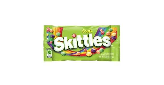 Skittles Sour Candy Single Pack (1.8 oz) from CVS - SW Wanamaker Rd in Topeka, KS