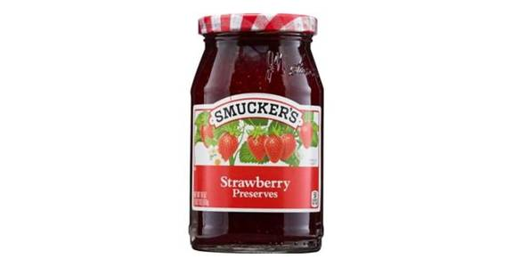 Smuckers Strawberry Preserves (18 oz) from CVS - SW Wanamaker Rd in Topeka, KS