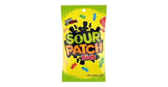 Sour Patch Kids Soft & Chewy Candy (8 oz) from CVS - SW Wanamaker Rd in Topeka, KS