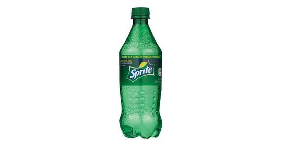 Sprite (20 oz) from CVS - SW Wanamaker Rd in Topeka, KS