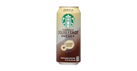 Starbucks Double Shot Energy Vanilla (15 oz) from CVS - SW Wanamaker Rd in Topeka, KS