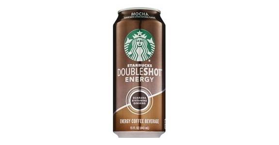 Starbucks Doubleshot Energy Coffee Drink Mocha (15 oz) from CVS - SW Wanamaker Rd in Topeka, KS