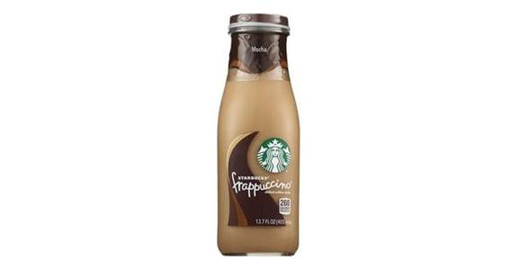 Starbucks Frappuccino Chilled Coffee Drink Mocha (13.7 oz) from CVS - SW Wanamaker Rd in Topeka, KS
