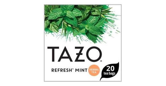 Tazo Infusion Tea Refresh Mint (20 ct) from CVS - SW Wanamaker Rd in Topeka, KS