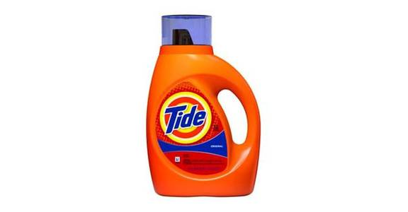 Tide Original Scent Liquid Laundry Detergent (50 oz) from CVS - SW Wanamaker Rd in Topeka, KS