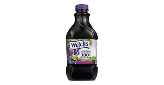 Welch's 100% Grape Juice (46 oz) from CVS - SW Wanamaker Rd in Topeka, KS